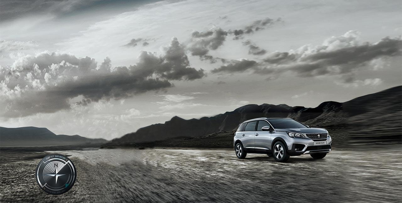 PEUGEOT 5008 SUV Crossway Special Edition