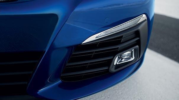 PEUGEOT 308 Hatch Design | Light Signature