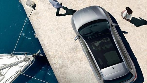 PEUGEOT 308 Hatch Design | Panoramic Glass Roof