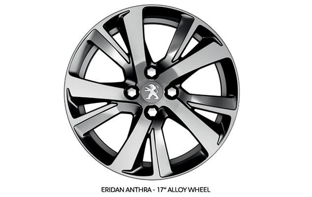PEUGEOT 2008 SUV Allure optional alloy wheel