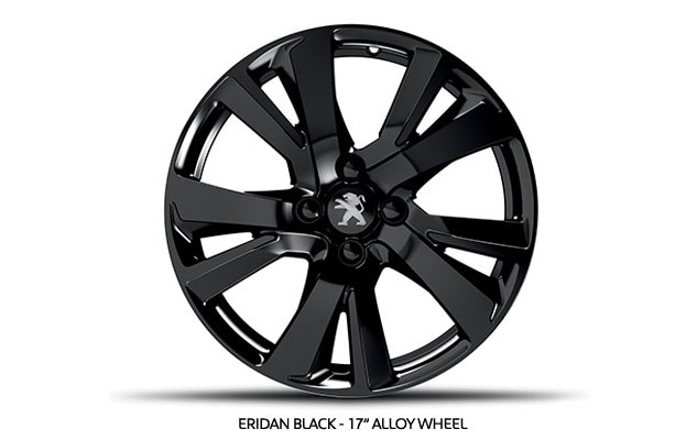 PEUGEOT 2008 SUV GT Line optional alloy wheel