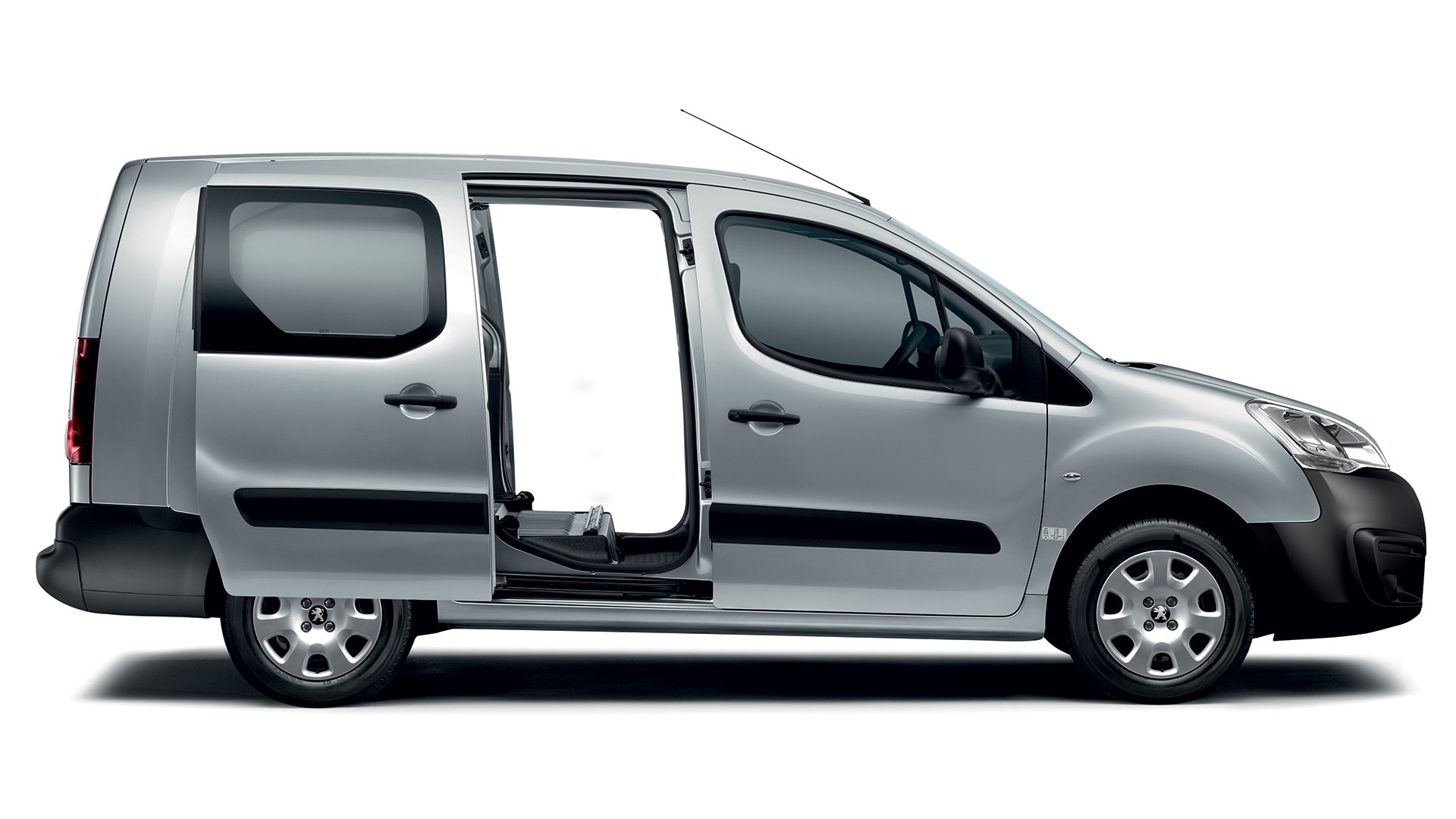 Peugeot Partner Showroom Small Work Van Test Drive Today