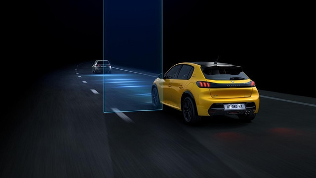 NEW PEUGEOT 208 - PEUGEOT Drive Assist