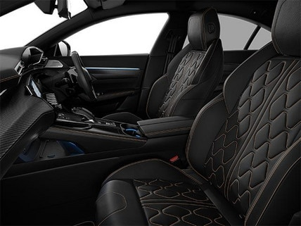 PEUGEOT 508 GT Launch Edition Nappa Leather Interior