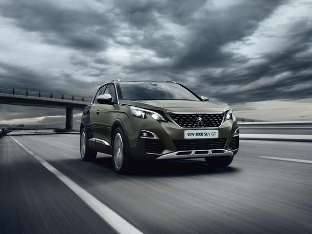 Peugeot 3008 Suv Showroom Gt Test Drive Today