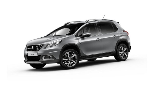 PEUGEOT 2008 SUV Crossway Special Edition exterior
