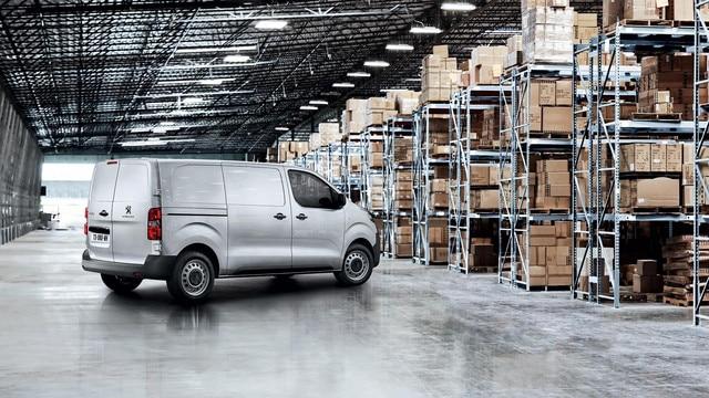 PEUGEOT Expert Commercial Van