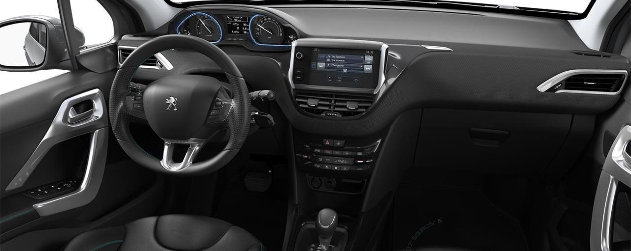 PEUGEOT 2008 SUV Crossway Special Edition interior