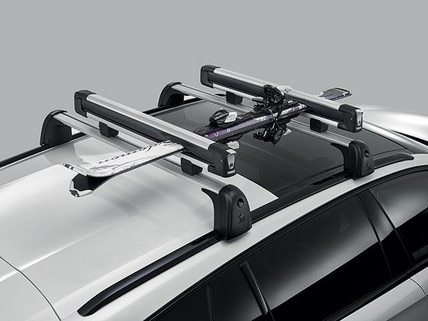 PEUGEOT 508 Accessories - Roof Racks and Ski Racks