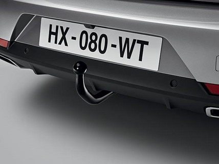 PEUGEOT 508 Accessories - Towbar