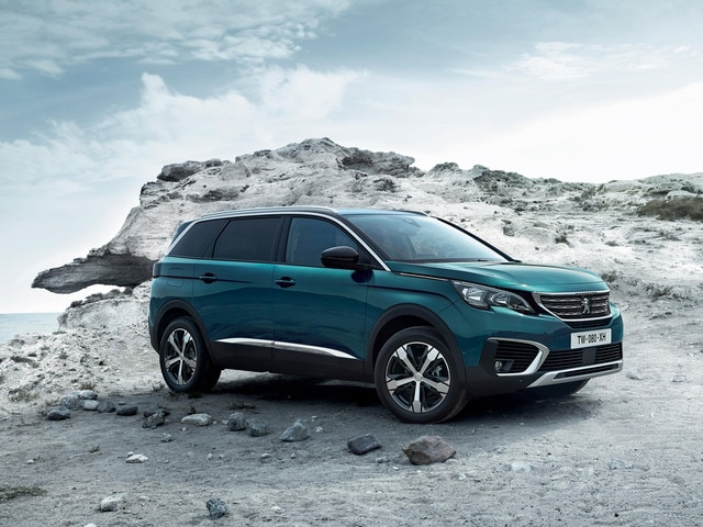 design peugeot 5008 suv showroom 7 seat suv