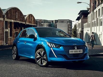 New PEUGEOT e-208 100% Electric Car | Advantages of an Electric Engine: 0g C02 Emissions