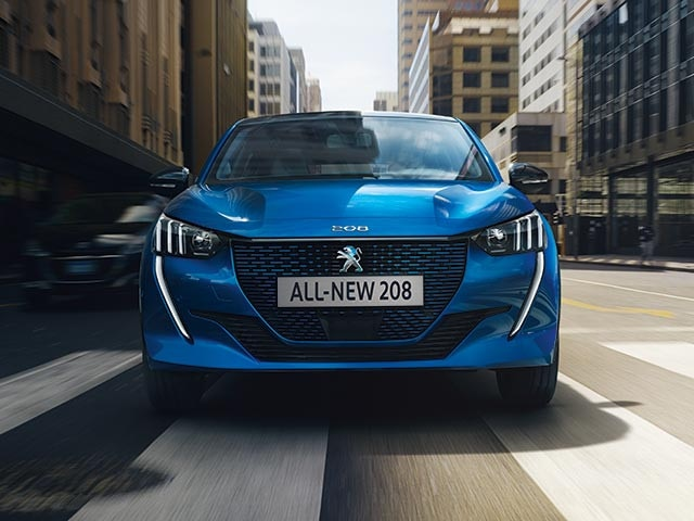 All-New PEUGEOT 208: Our latest small car arriving late 2020