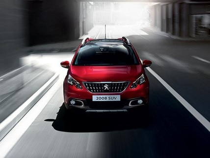 PEUGEOT 2008 SUV front
