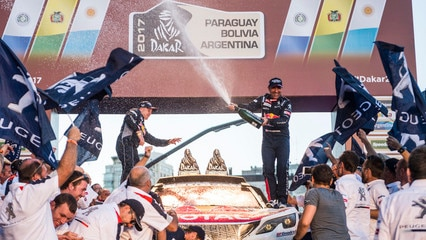 Dakar 2017 – Peterhansel takes the final victory