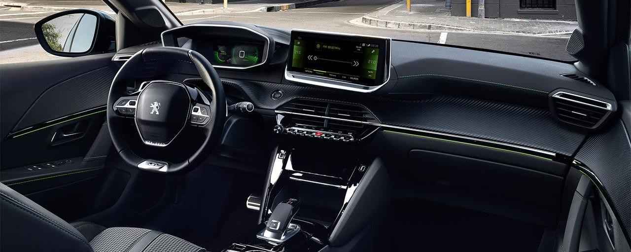 All-New PEUGEOT 208: 3D PEUGEOT i-Cockpit