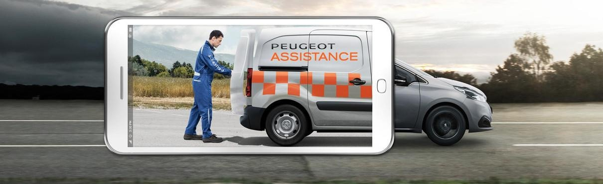 peugeot roadside assist