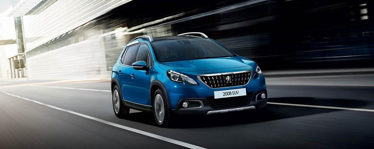 PEUGEOT 2008 SUV | Look Beyond The Obvious | Now From $29,990*