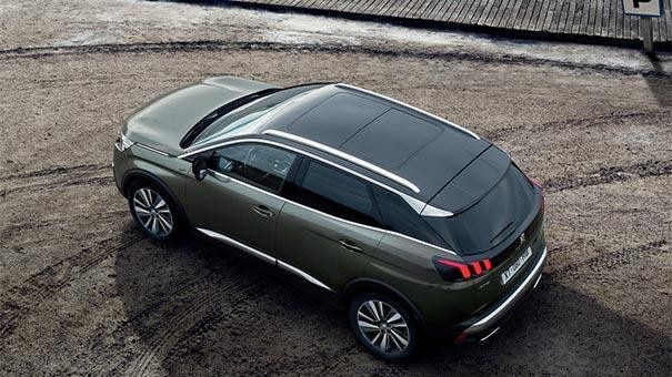 PEUGEOT 3008 SUV Design | Black Diamond Roof