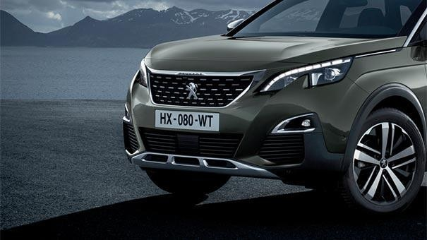 PEUGEOT 3008 SUV Design | Full LED Headlights