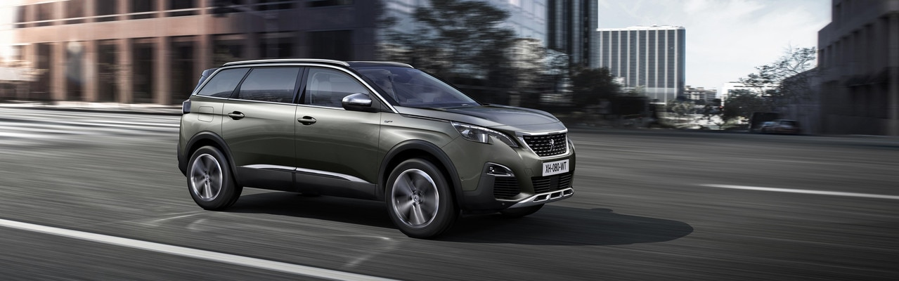 Peugeot 5008 Suv Showroom 7 Seat Suv Test Drive Today