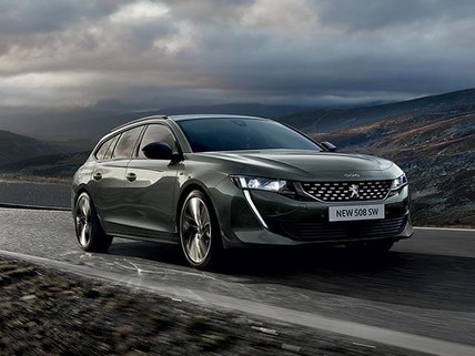 PEUGEOT 508 SW Introductory Offer