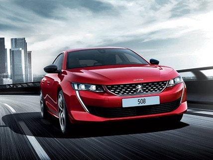PEUGEOT 508 Introductory Offer