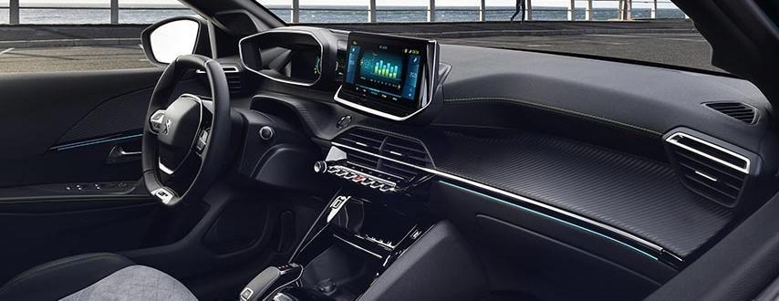 New PEUGEOT e-208 100% Electric Car | PEUGEOT 3D i-Cockpit®