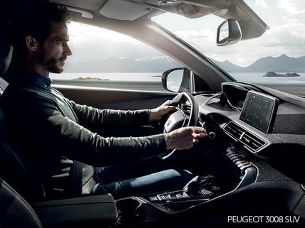 PEUGEOT 3008 SUV i-Cockpit Interior