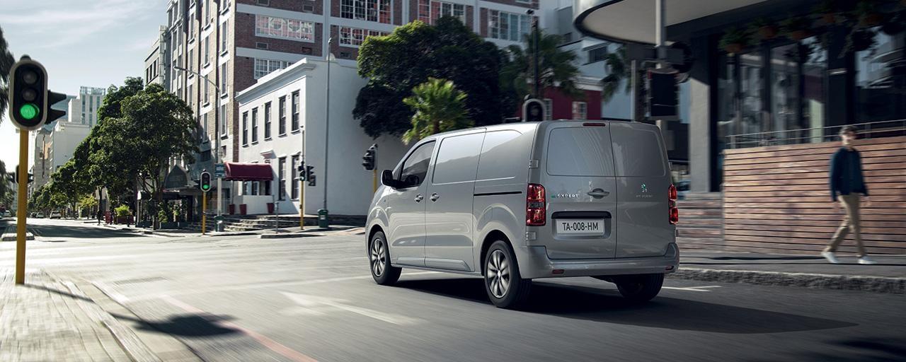 PEUGEOT Commercial Van Range