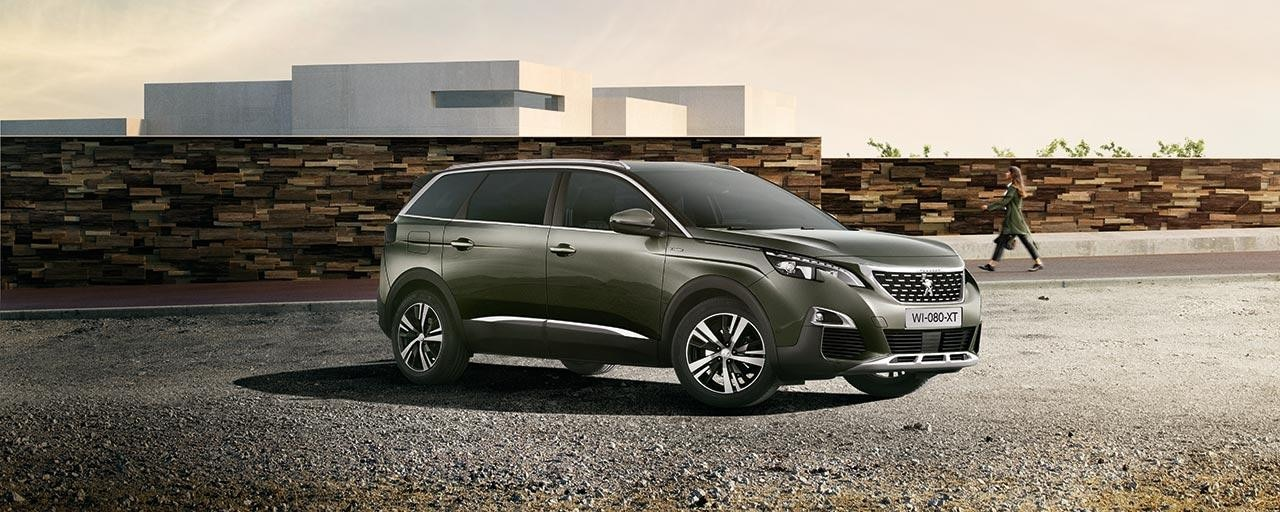 PEUGEOT 5008 SUV 7 Seat | Finance Offer
