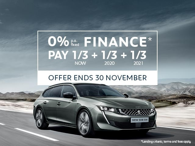 PEUGEOT 508 SW Value | Buy Now With Attractive Finance Offer