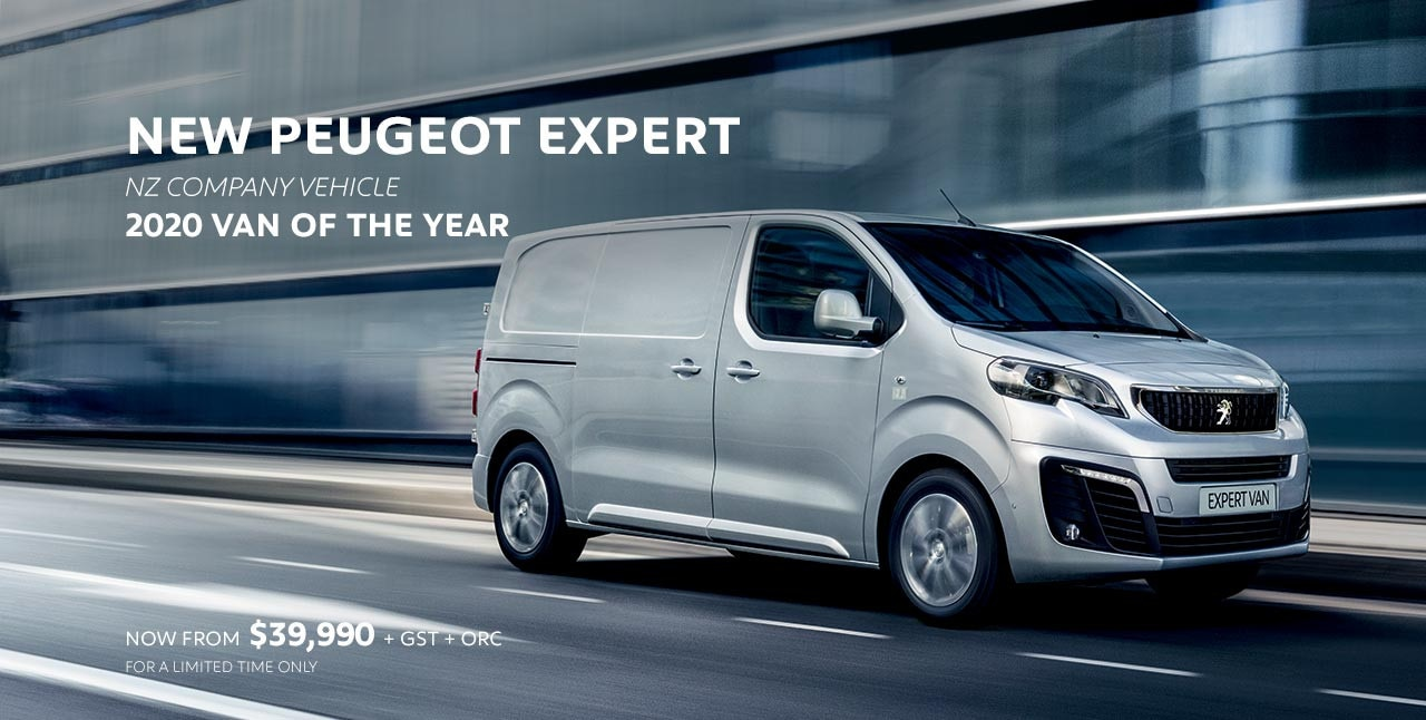 New Peugeot Expert Van Now From 39 990 Gst Orc