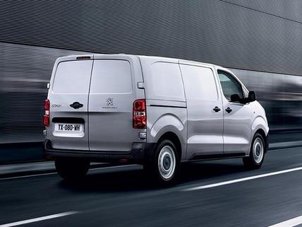 New PEUGEOT Expert Van | Design