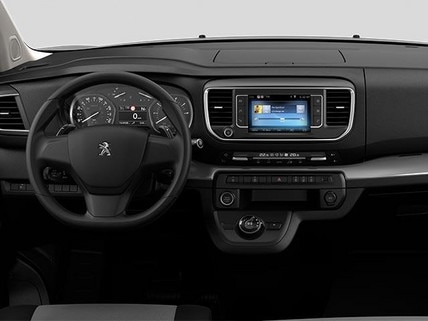 New PEUGEOT Expert Van | Technology