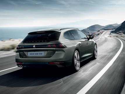 PEUGEOT 508 SW Wagon   Performance and Efficiency   Finance Offer Value