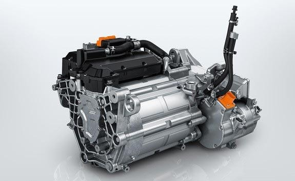 PEUGEOT Electric Vehicle Technology | 100 kW Electric Engine