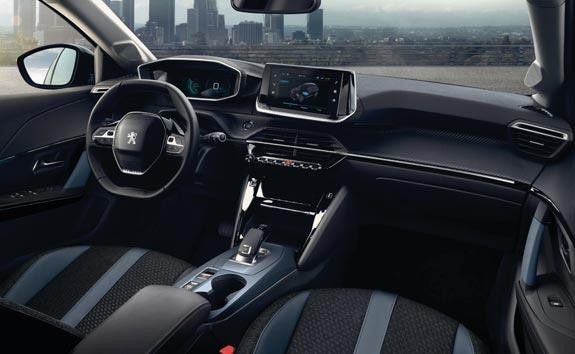 PEUGEOT Electric Vehicle Technology | Enriched Driving | 3 Driving Modes