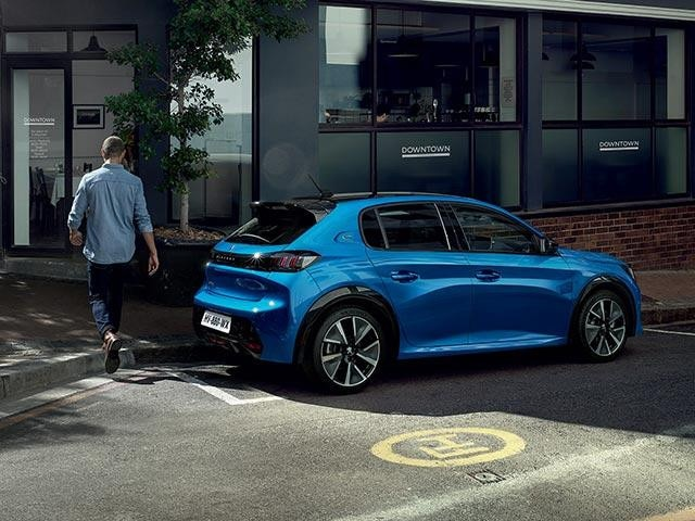 PEUGEOT e-208 Electric Car with Full NZ Government Clean Car Rebate