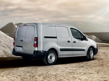 PEUGEOT Commercial Vehicle Range