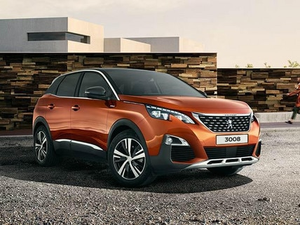 PEUGEOT 3008 SUV | Look Beyond The Obvious | Now From $38,990*