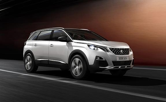 PEUGEOT 5008 7-Seat SUV With Zero Payments and 0% Deposit Until 2021 | Buy Now At Your PEUGEOT Dealer