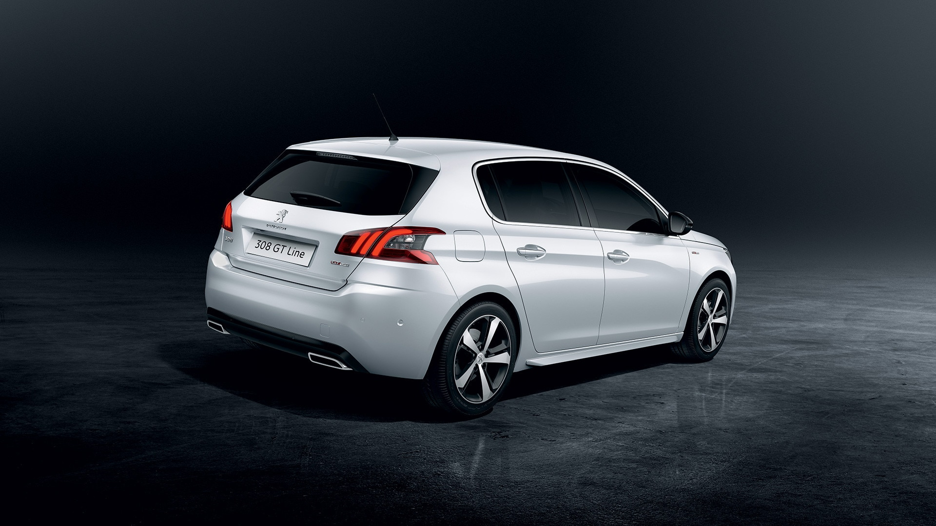 peugeot 308 showroom gt line test drive today. Black Bedroom Furniture Sets. Home Design Ideas