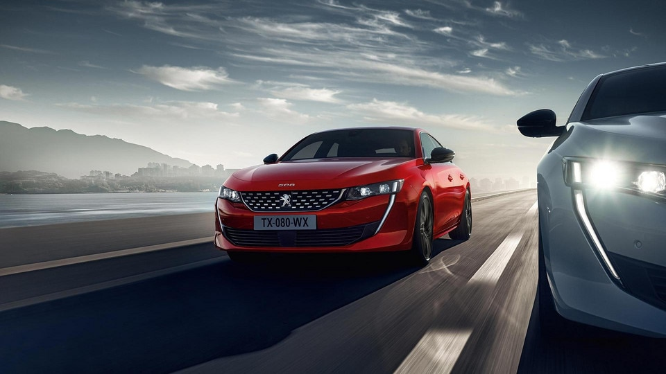 PEUGEOT 508 Fastback | Image Gallery