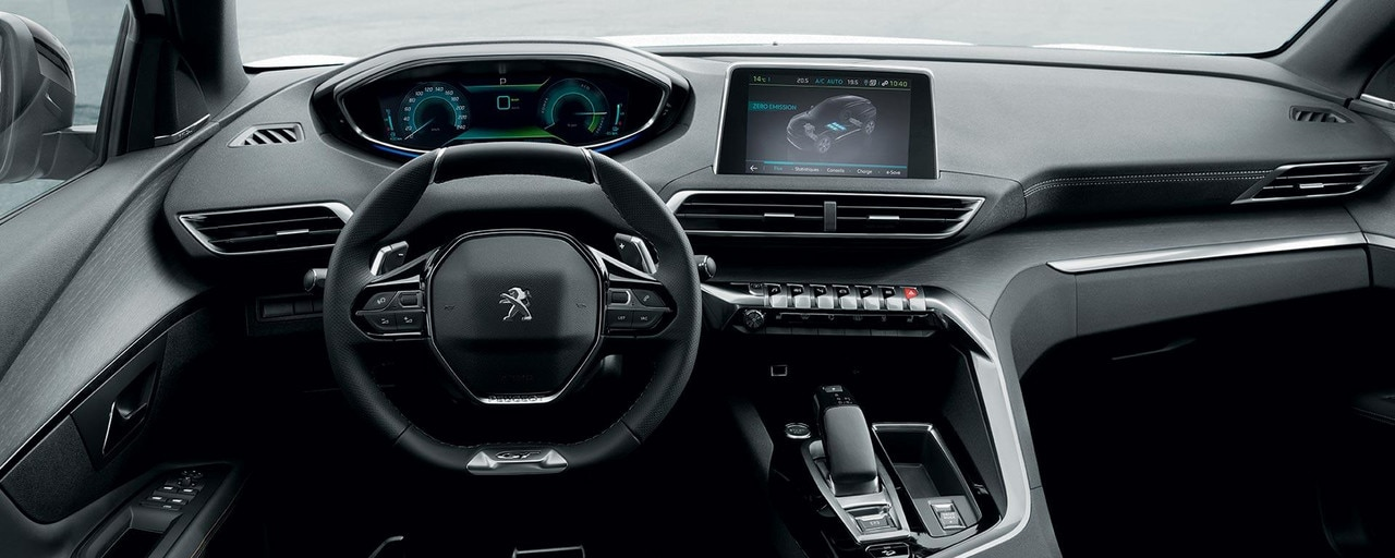 PEUGEOT 3008 SUV Plug-In Hybrid - PEUGEOT i-Cockpit