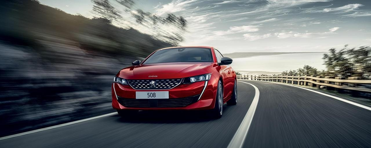 PEUGEOT 508 Road Performance