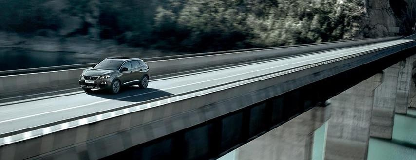 Multiple International Award-Winning PEUGEOT 3008 SUV