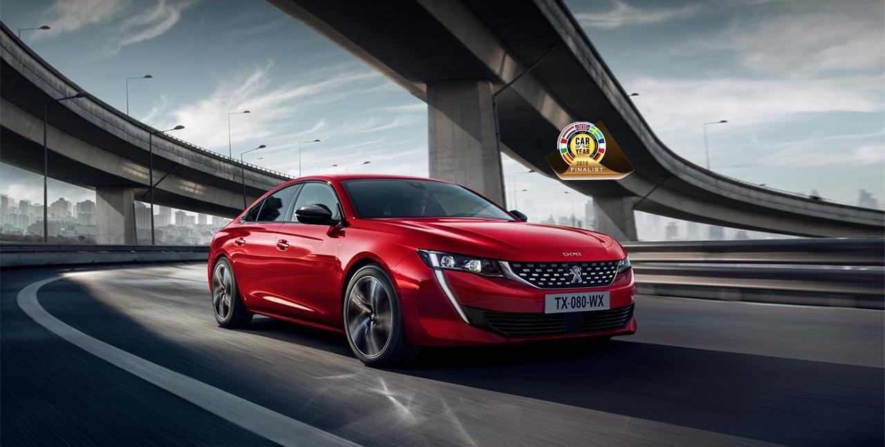 New Peugeot 508 Showroom Discover The Premium Radical Sedan