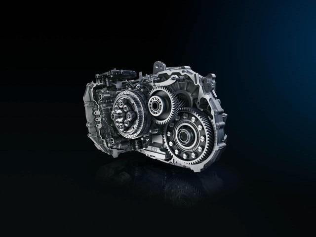 EAT6 Peugeot Gearbox
