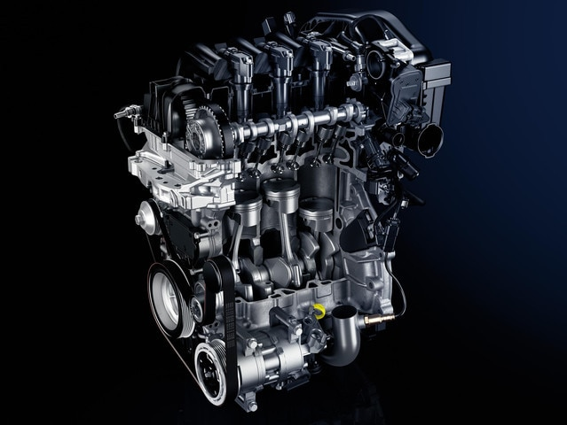 PEUGEOT PureTech turbo petrol engine